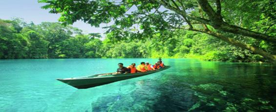 Potensi Wisata Kalimantan