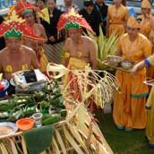 festival erau kutai kartanegara kalimantan timur