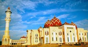 islamic centre kota tarakan kalimantan utara