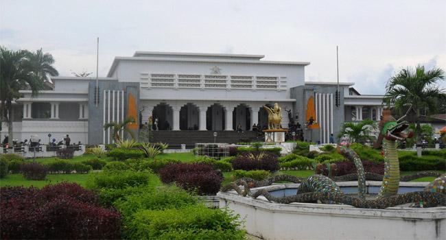 Museum Mulawarman-tenggarong kalimantan timur