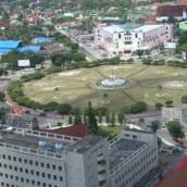 Kota palangkaraya kalimantan tengah