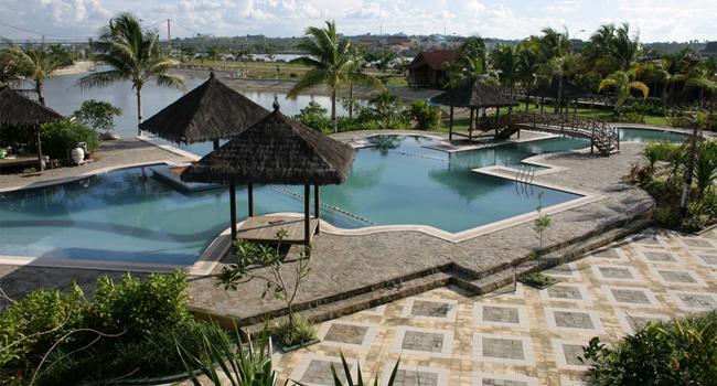 Tempat Wisata Pulau Kumala Samarinda