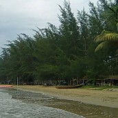 pantai lamaru kalimantan timur