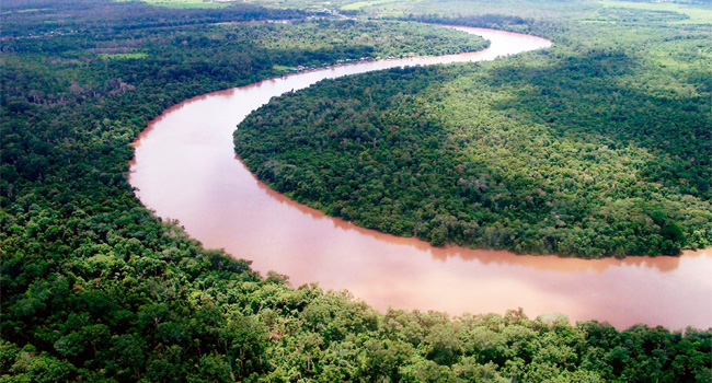 Wisata Susur Sungai Kahayan Get Borneo