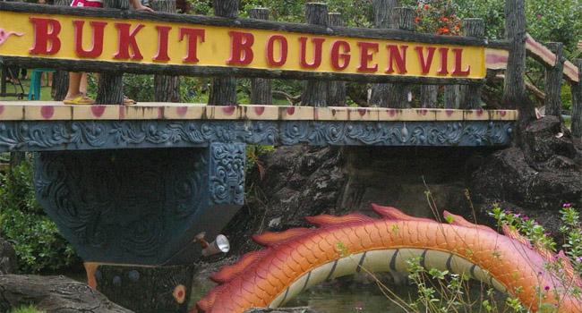 taman bukit bougenville-singkwang kalimantan barat